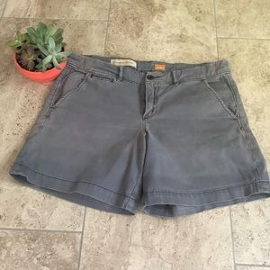Anthropologie Pilcro Hyphen chino shorts size 30